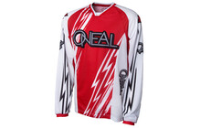 O'Neal Element FR Greg Minnaar Signature Jersey white/red